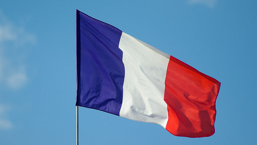 French flag - Free for commercial use No attribution required - Credit Pixabay